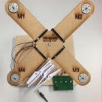 Drones & Science onderzoek een drone - klaspakket