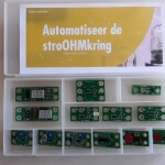 Experimenteren met elektriciteit - Koffer Automatiseer de StroOHMkring