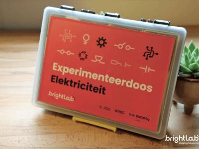 Experimenteren met elektriciteit - Experimenteerdoosje