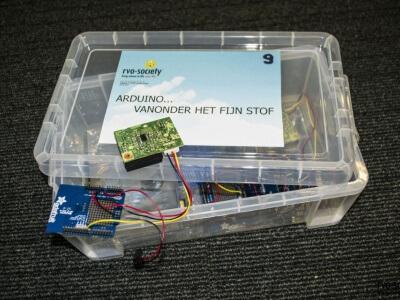 Arduino: Hello World - Basiskoffer