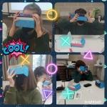 VR/AR in de klas - kartonnen bril