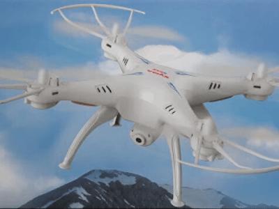 Drones & Science missie 1 - projectmateriaal