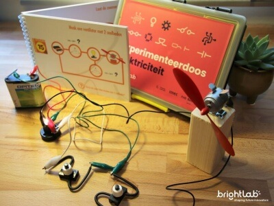 Brightbox Experimenteer met elektriciteit - met verzending