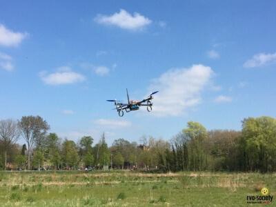 Drones & Science missie 1 - navorming