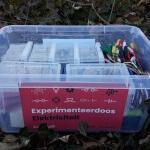 Experimenteren met elektriciteit - Elektriciteitsbox